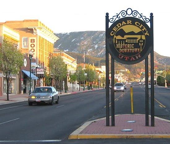 W  S Cedar City