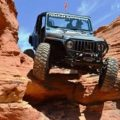 St. George Jeeping Maze trail