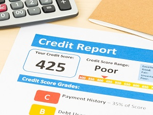 There's no 'quick fixes' to clean up your credit image
