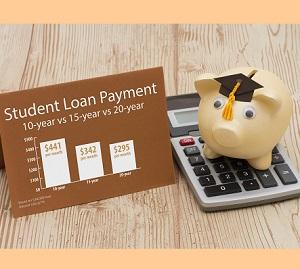 Beware of student loan debt relief schemes image