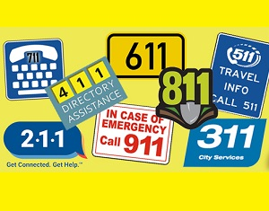 Get the 411 on 4-1-1 and other 3-digit phone numbers image