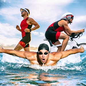 Training for an Ironman takes serious commitment image