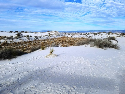 Alamogordo's White Sands may become a national park image