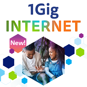 1Gig launched in Alpine and Fort Stockton, Texas; Carlsbad, New Mexico; and Mesquite, Nevada image