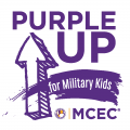 PurpleUpforMilitaryKids