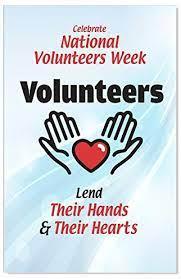 Celebrating National Volunteer Week at TDS image