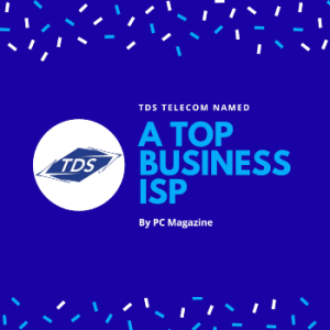 TDS named a top Business ISP by PC Magazine image