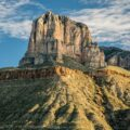 El,Capitan,Of,Guadalupe,Mountains,National,Park,At,Sunrise