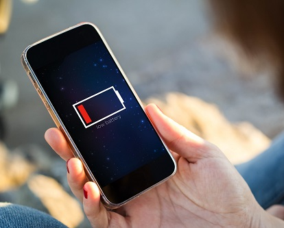 Maximizing and preserving your devices' battery life image